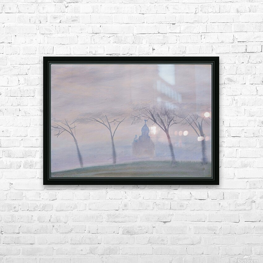 DSC_0992 HD Sublimation Metal print with Decorating Float Frame (BOX)