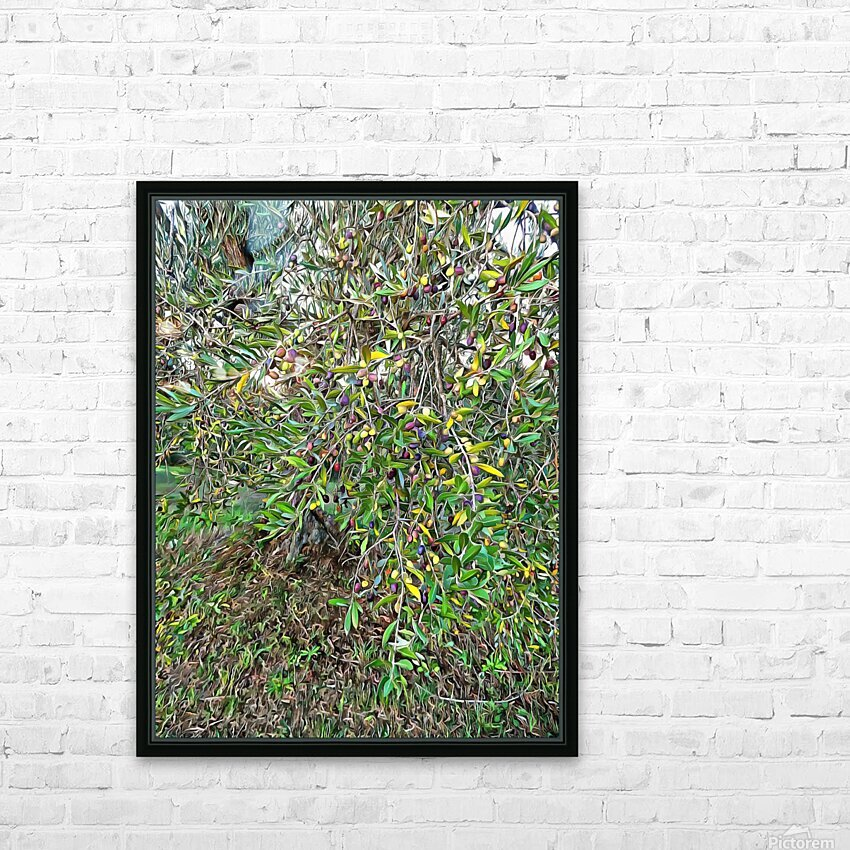 Ready For Harvesting HD Sublimation Metal print with Decorating Float Frame (BOX)