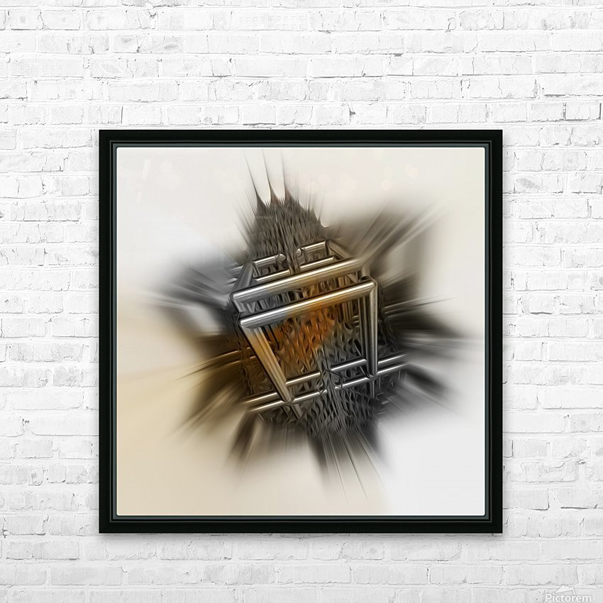Cologne Cathedral HD Sublimation Metal print with Decorating Float Frame (BOX)