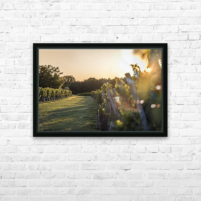 Lussac HD Sublimation Metal print with Decorating Float Frame (BOX)