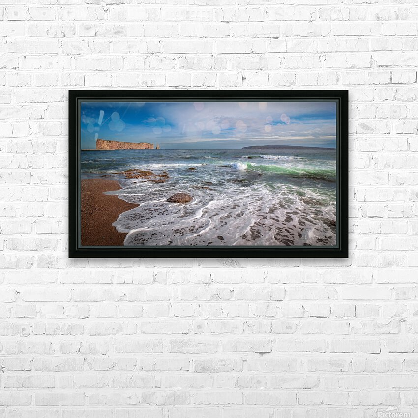 Ecume Perce HD Sublimation Metal print with Decorating Float Frame (BOX)