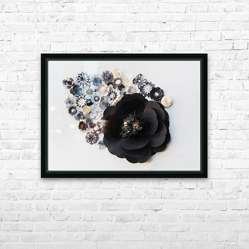 Daltana Spring Jarill HD Sublimation Metal print with Decorating Float Frame (BOX)