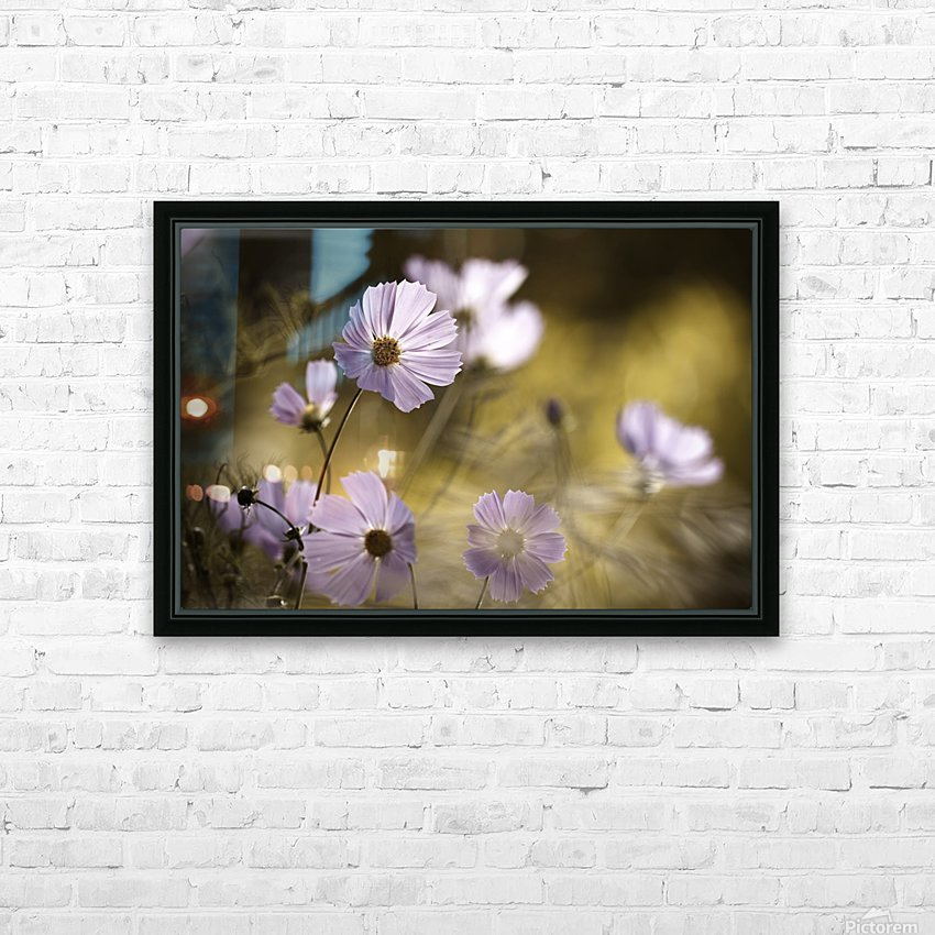 The Lion King by Fabien BRAVIN  HD Sublimation Metal print with Decorating Float Frame (BOX)