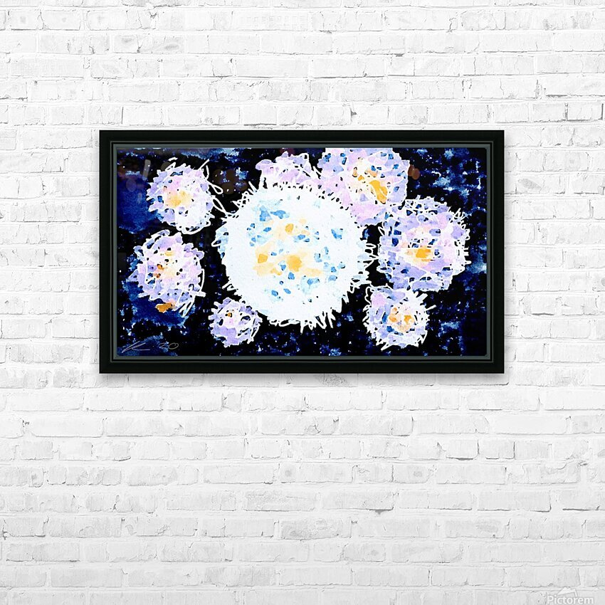 Quantum HD Sublimation Metal print with Decorating Float Frame (BOX)