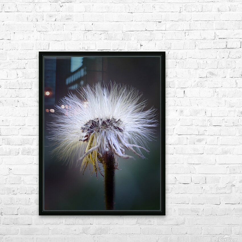 Cheveux d ange HD Sublimation Metal print with Decorating Float Frame (BOX)