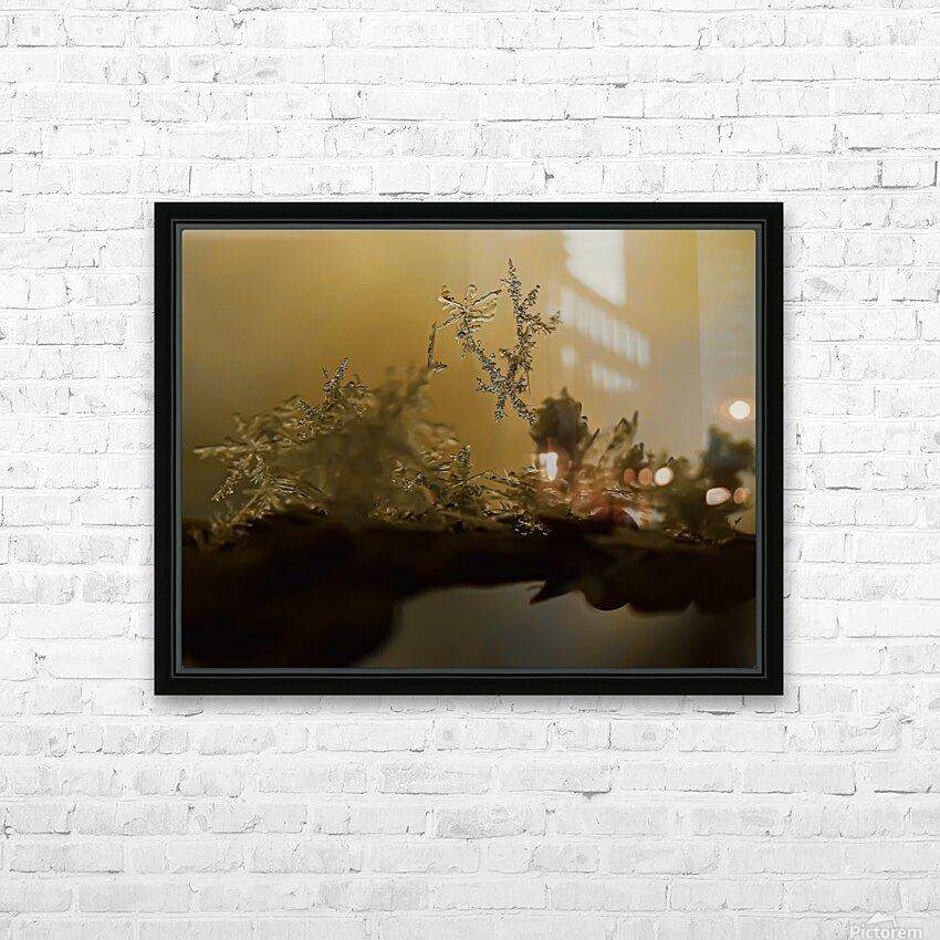 En  equilibre HD Sublimation Metal print with Decorating Float Frame (BOX)