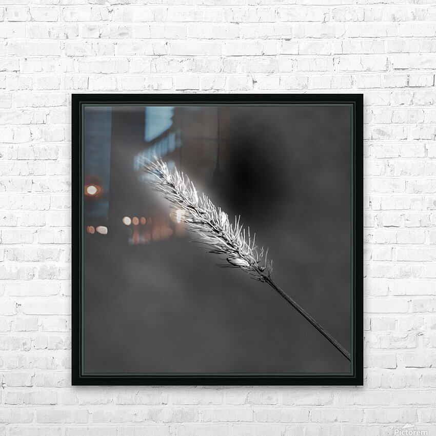 Epine HD Sublimation Metal print with Decorating Float Frame (BOX)