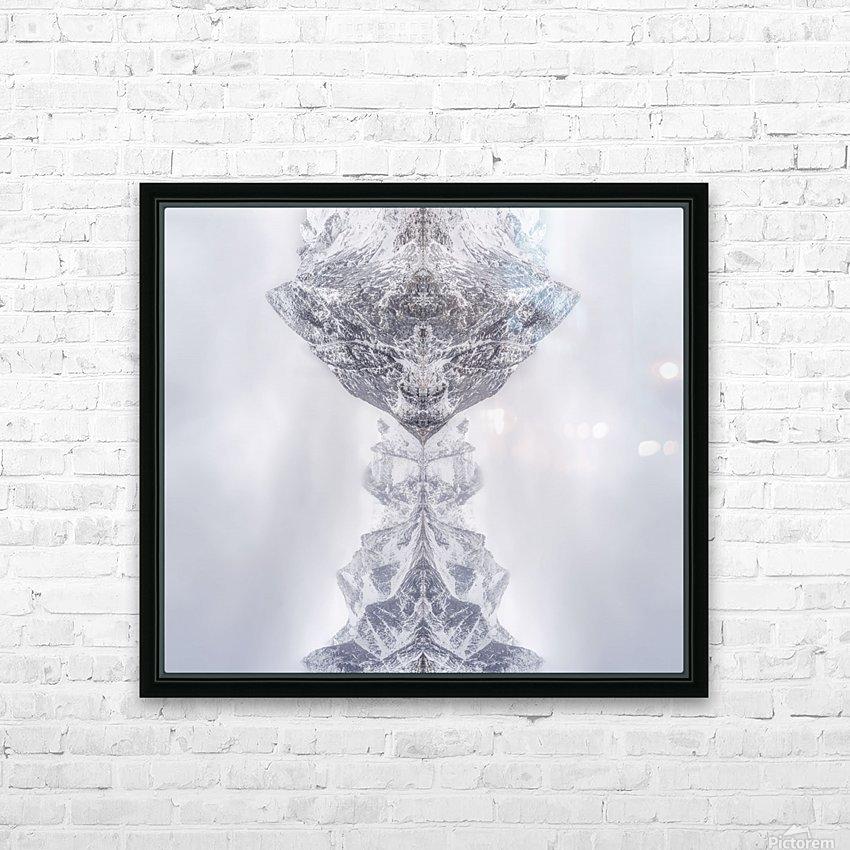 HIDDEN by Ignacio Palacios  HD Sublimation Metal print with Decorating Float Frame (BOX)
