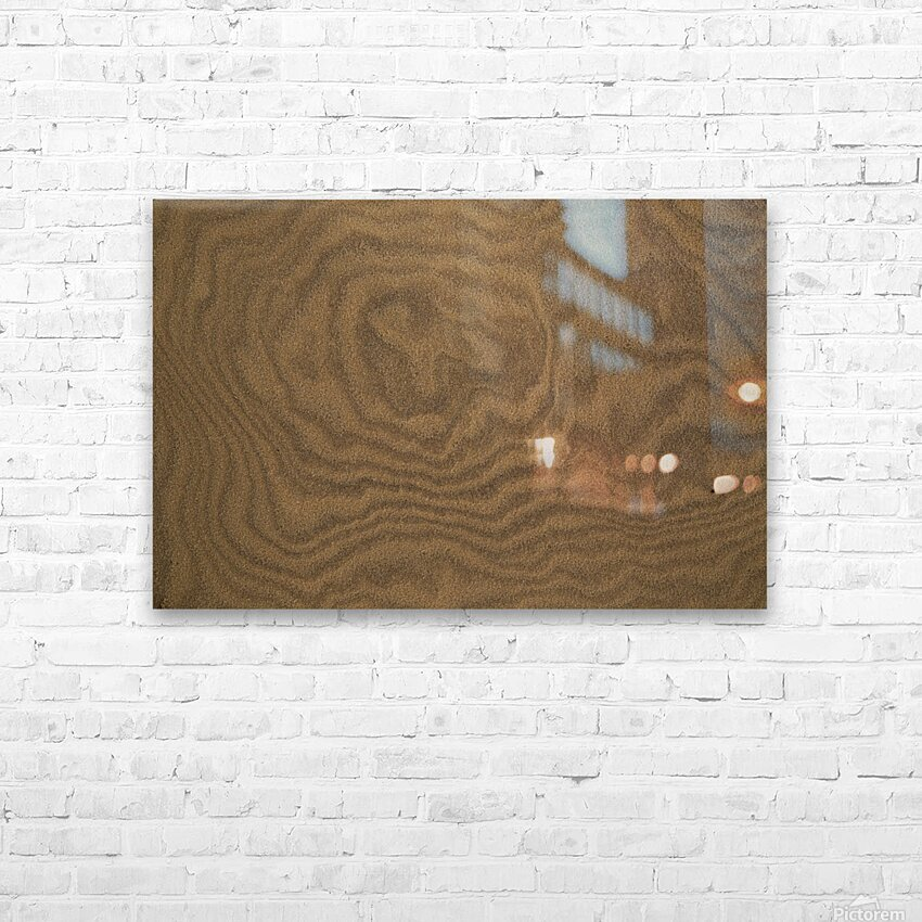 Patterns Of Nature ap 2120 HD Sublimation Metal print with Decorating Float Frame (BOX)