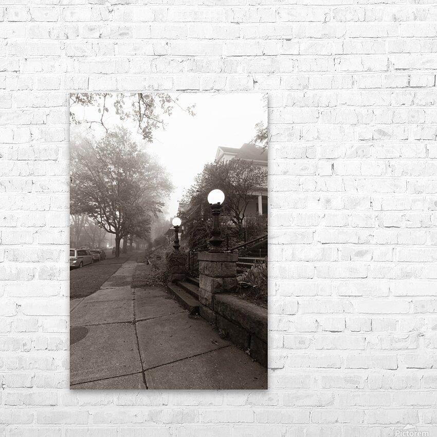 Vandergrift ap 2884 HD Sublimation Metal print with Decorating Float Frame (BOX)