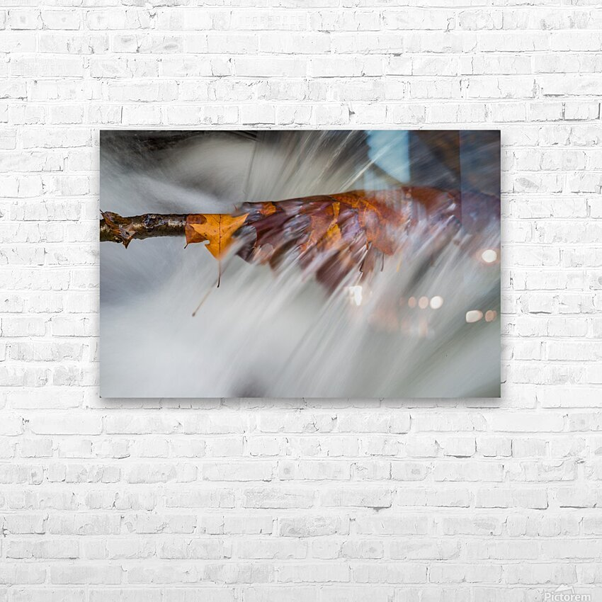 Motion ap 1971 HD Sublimation Metal print with Decorating Float Frame (BOX)