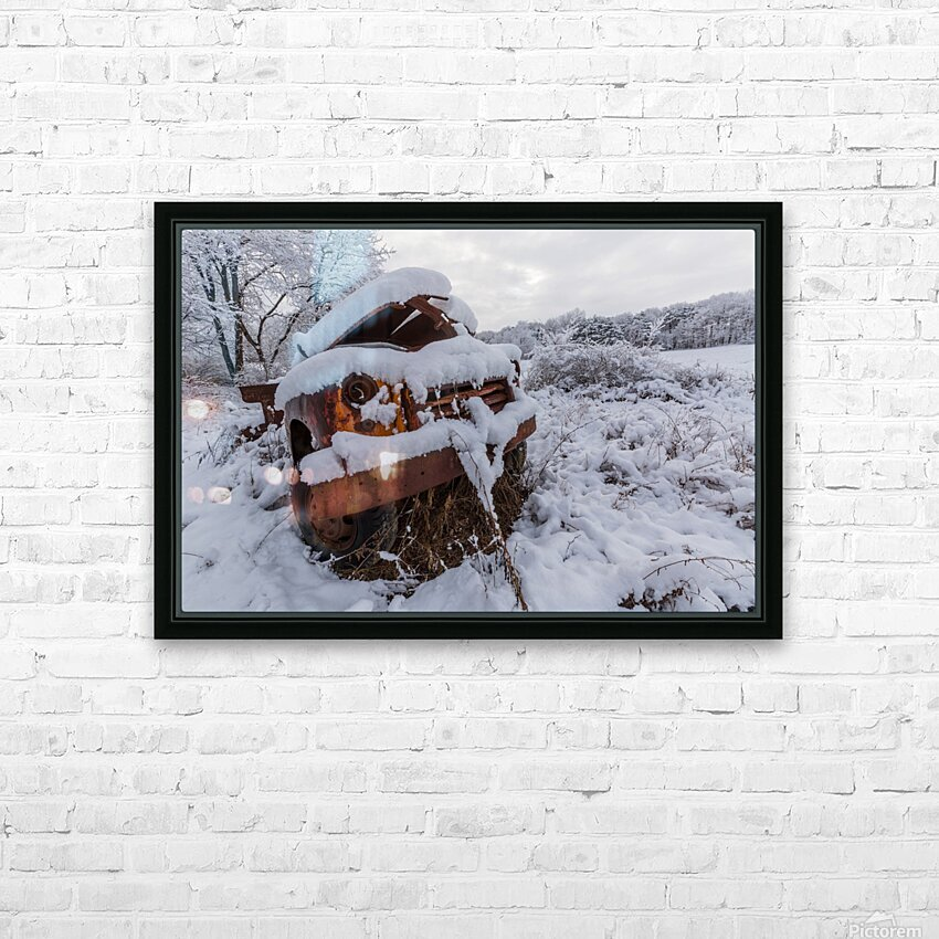 Forgotten ap 2857 HD Sublimation Metal print with Decorating Float Frame (BOX)