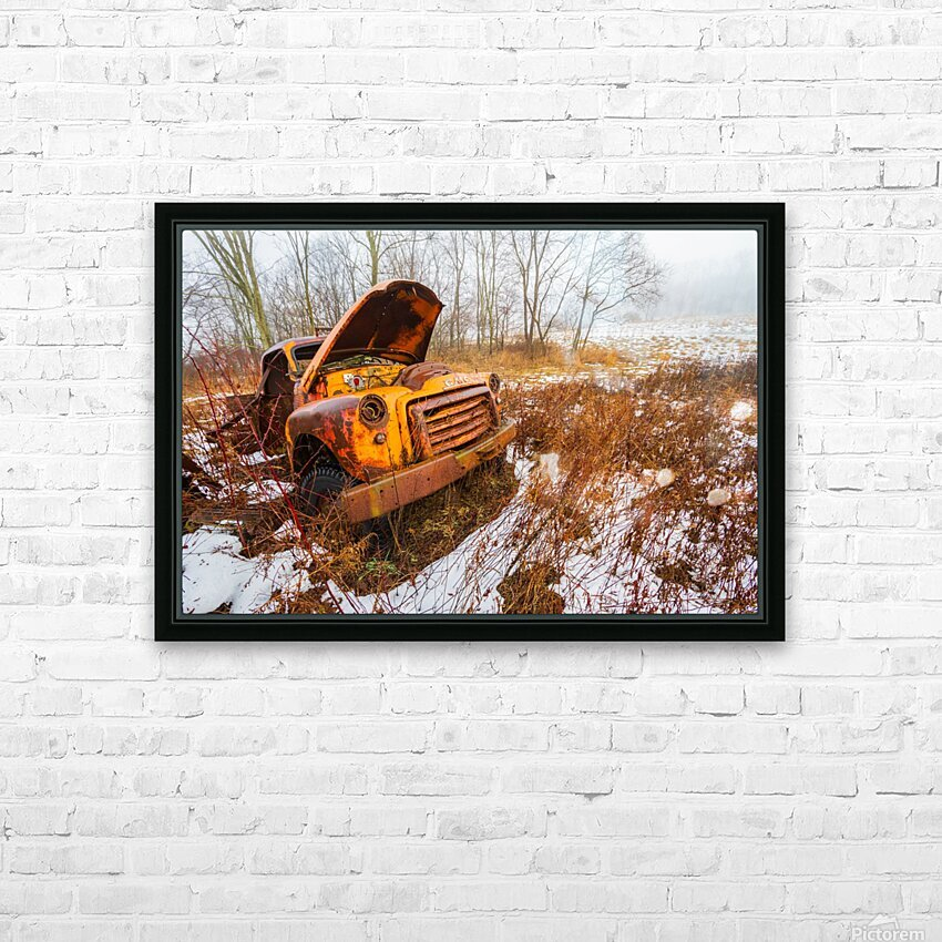 GMC ap 1732 HD Sublimation Metal print with Decorating Float Frame (BOX)