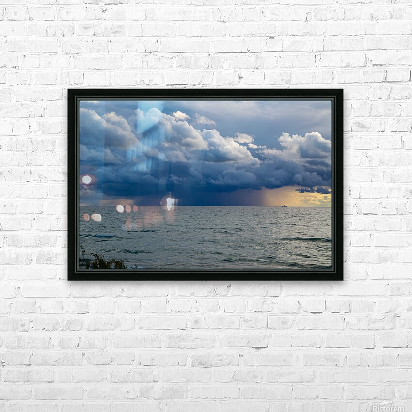T Storm ap 2431 HD Sublimation Metal print with Decorating Float Frame (BOX)