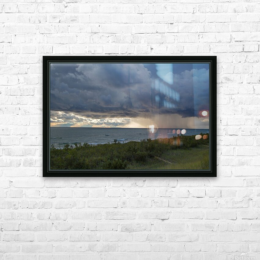 T Storm ap 2430 HD Sublimation Metal print with Decorating Float Frame (BOX)