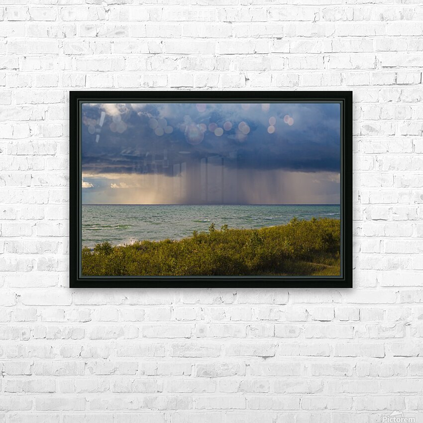 T Storm ap 2426 HD Sublimation Metal print with Decorating Float Frame (BOX)
