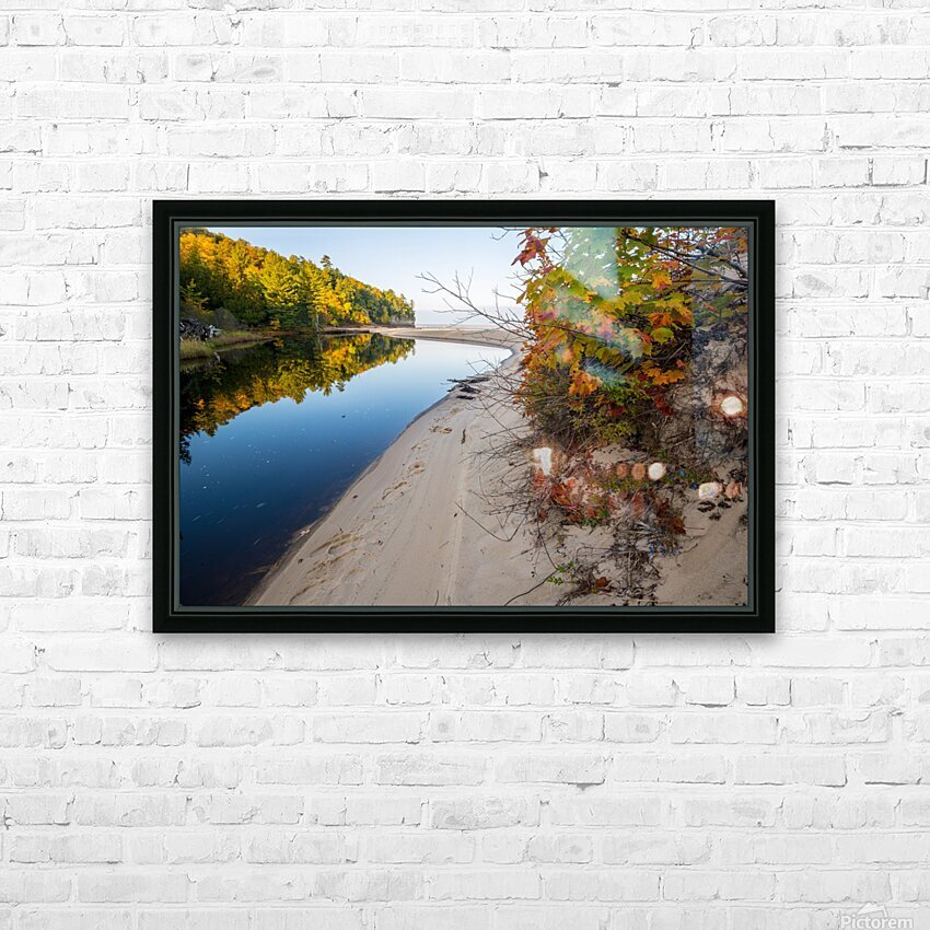 Blueberries ap 2526 HD Sublimation Metal print with Decorating Float Frame (BOX)