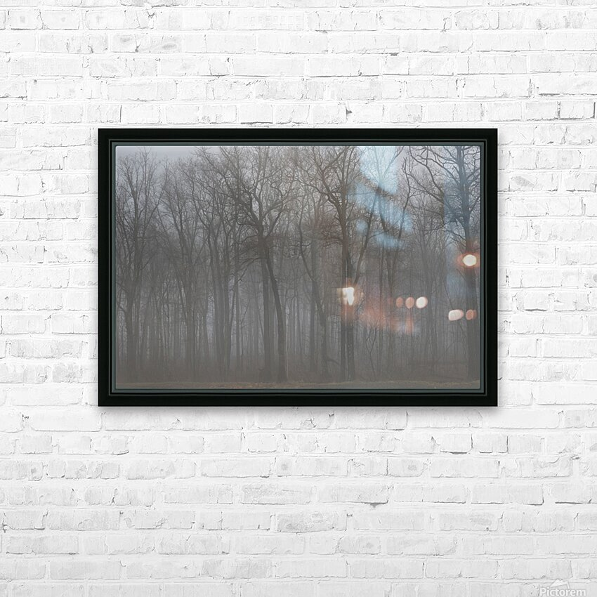 Treeline & Buck apmi 1548 HD Sublimation Metal print with Decorating Float Frame (BOX)