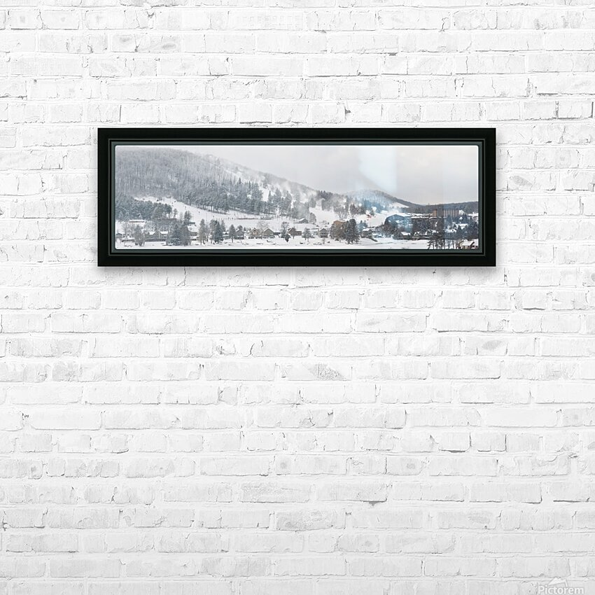 The Wisp apmi 1591 HD Sublimation Metal print with Decorating Float Frame (BOX)