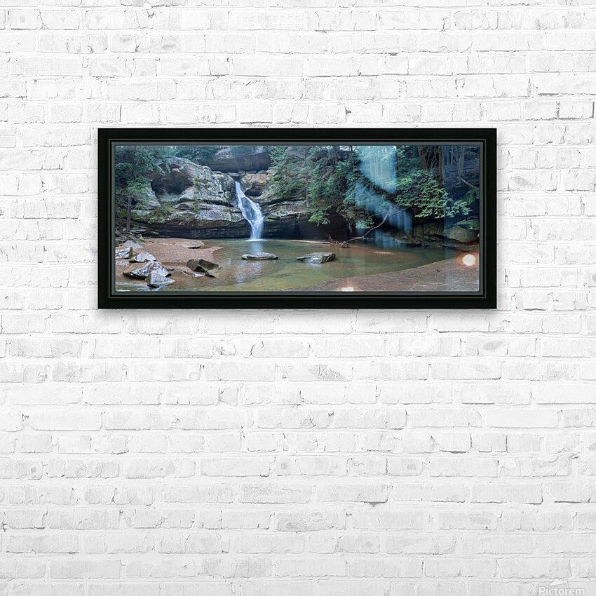 Cedar Falls apmi 1627 HD Sublimation Metal print with Decorating Float Frame (BOX)
