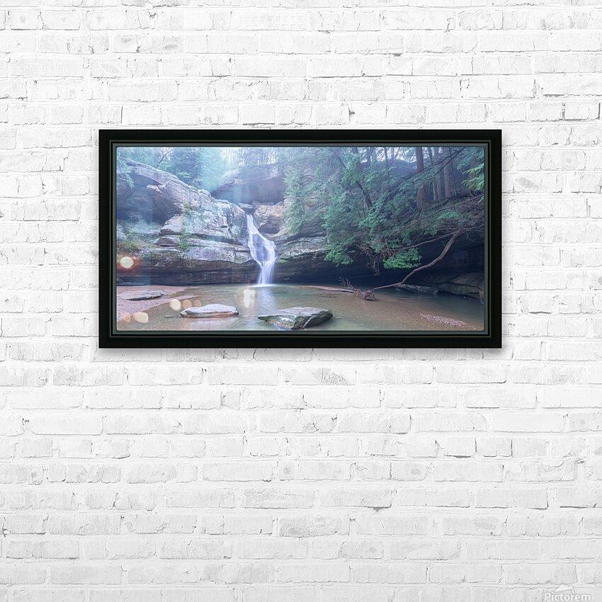 Cedar Falls apmi 1633 HD Sublimation Metal print with Decorating Float Frame (BOX)