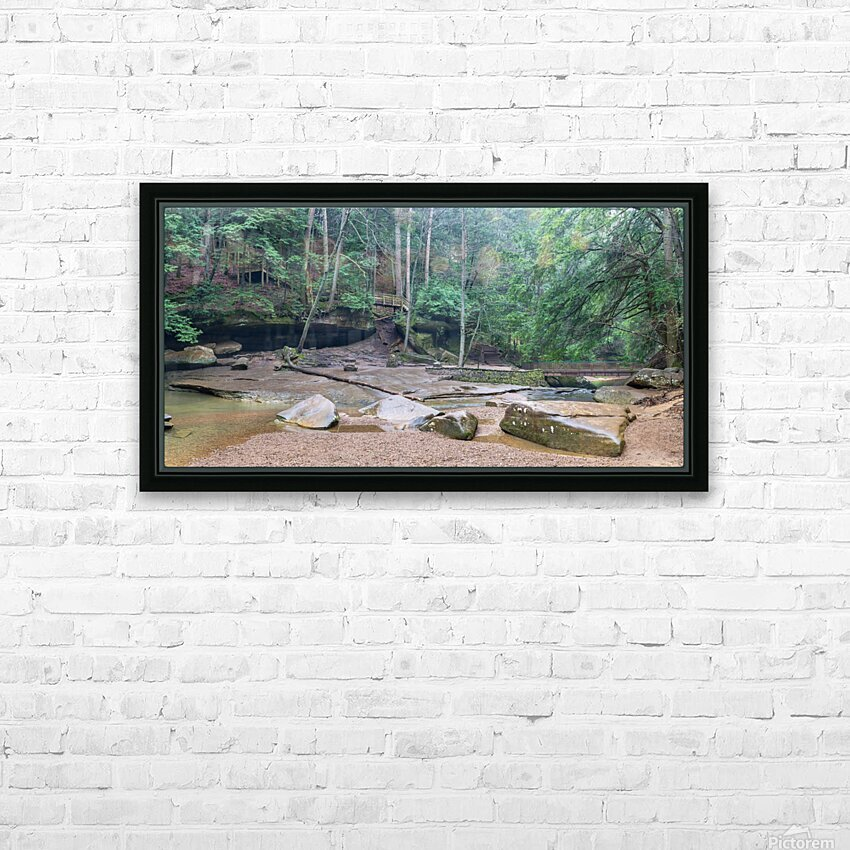 Near Cedar Falls apmi 1632 HD Sublimation Metal print with Decorating Float Frame (BOX)