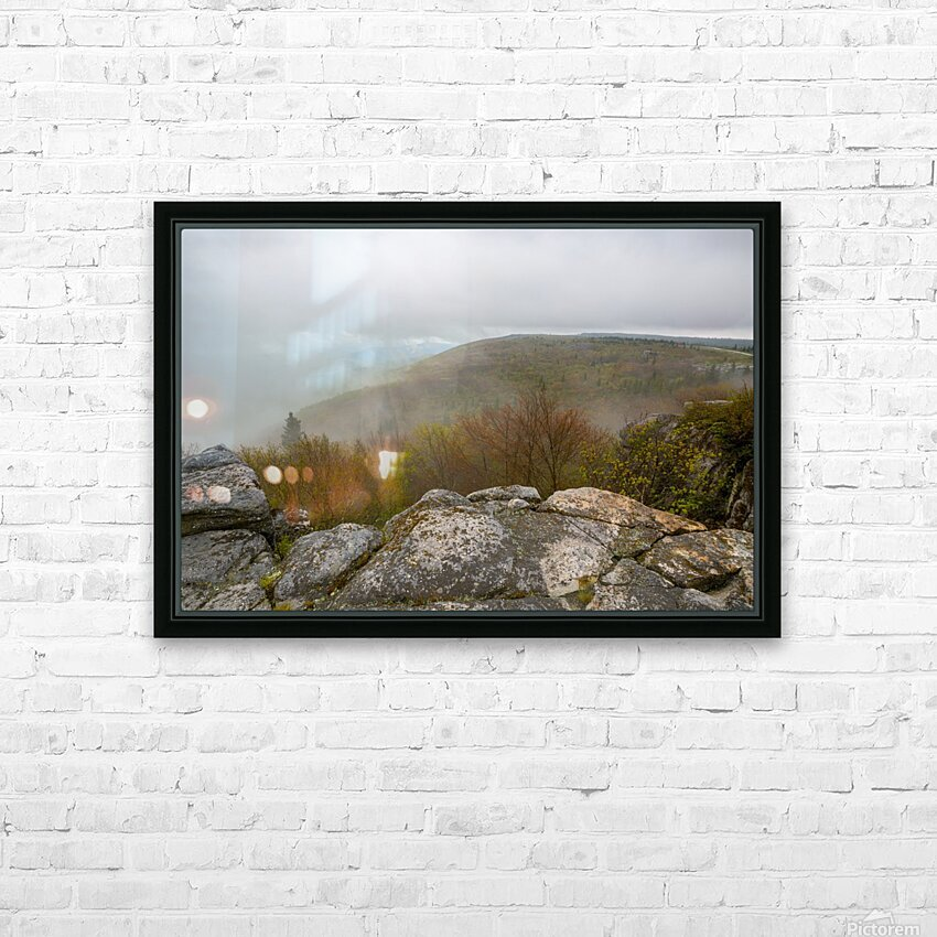 Low Ceiling ap 2945 HD Sublimation Metal print with Decorating Float Frame (BOX)