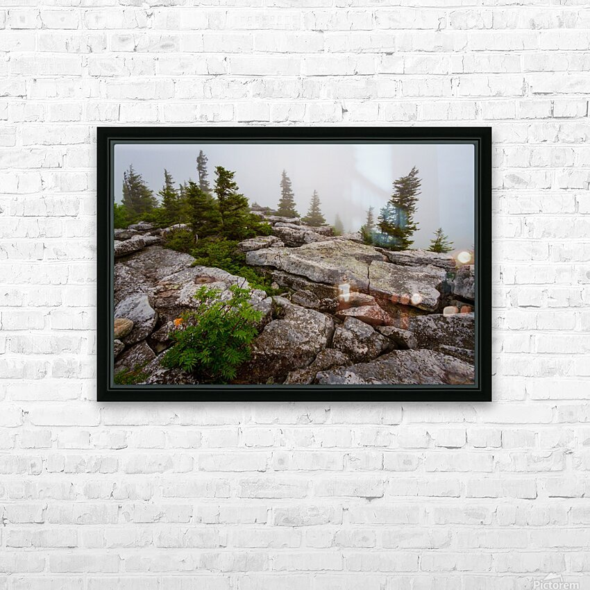 Overlook ap 1911 HD Sublimation Metal print with Decorating Float Frame (BOX)