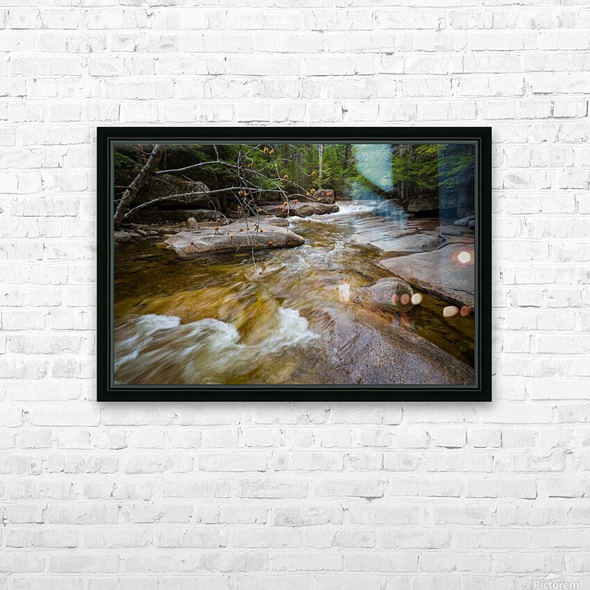 Lucy Brook ap 2217 HD Sublimation Metal print with Decorating Float Frame (BOX)