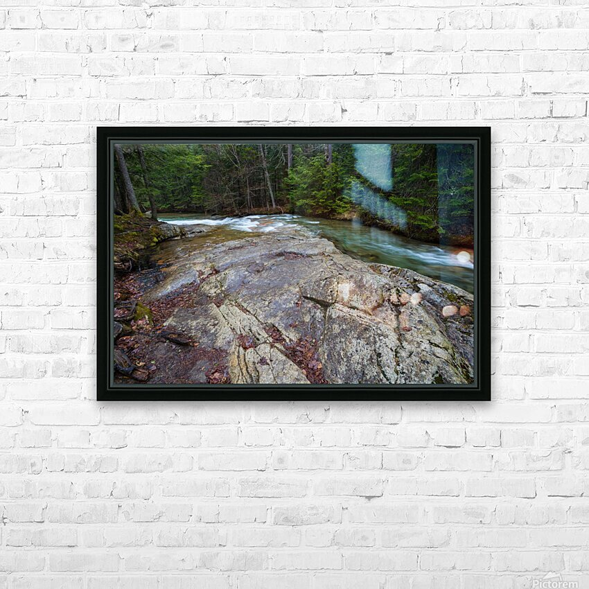 Solid Stone ap 2175 HD Sublimation Metal print with Decorating Float Frame (BOX)