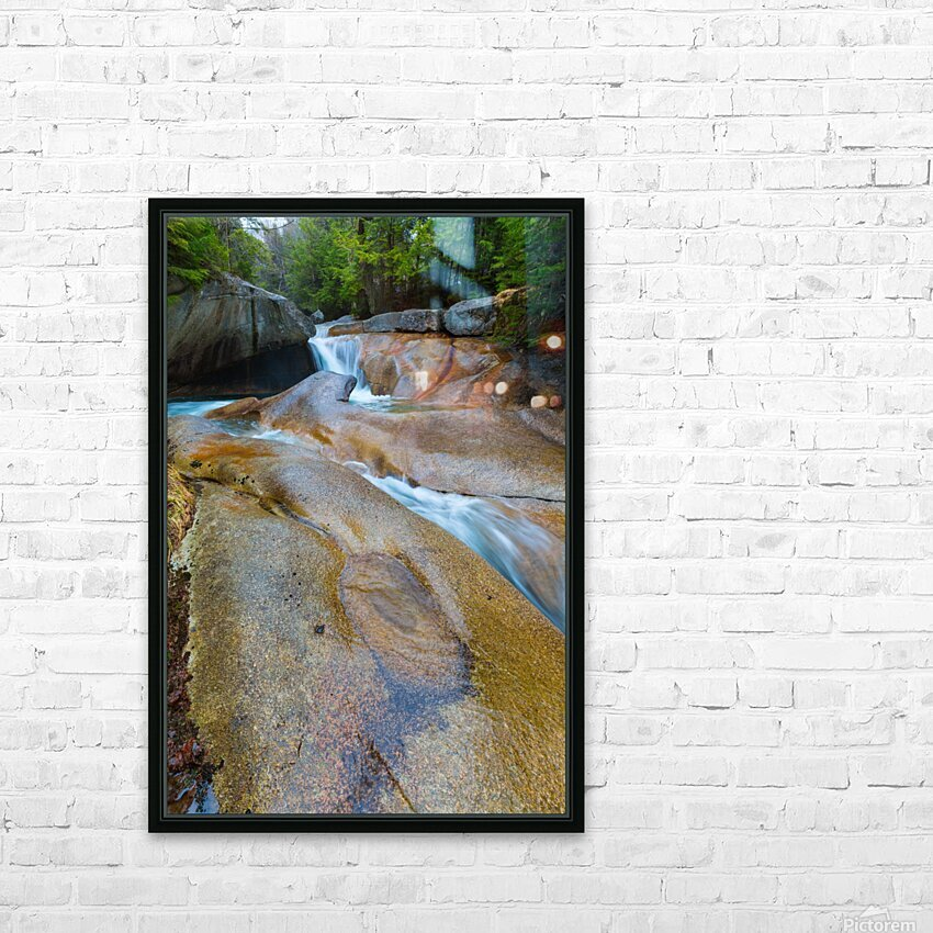 The Basin ap 2162 HD Sublimation Metal print with Decorating Float Frame (BOX)