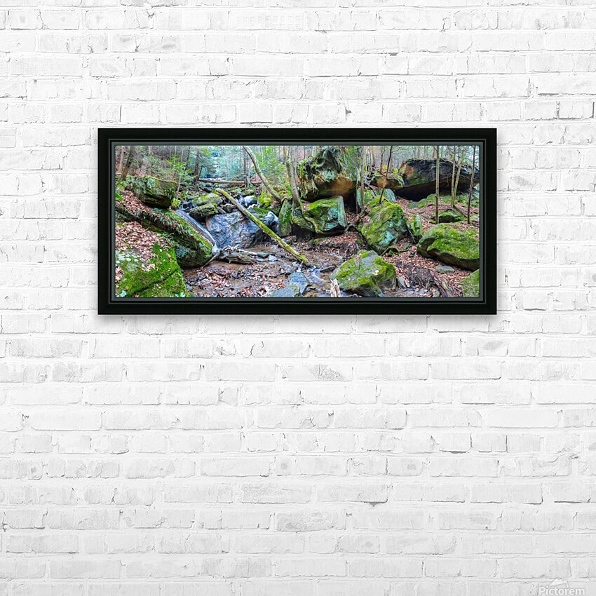 Kildoo Run apmi 1751 HD Sublimation Metal print with Decorating Float Frame (BOX)