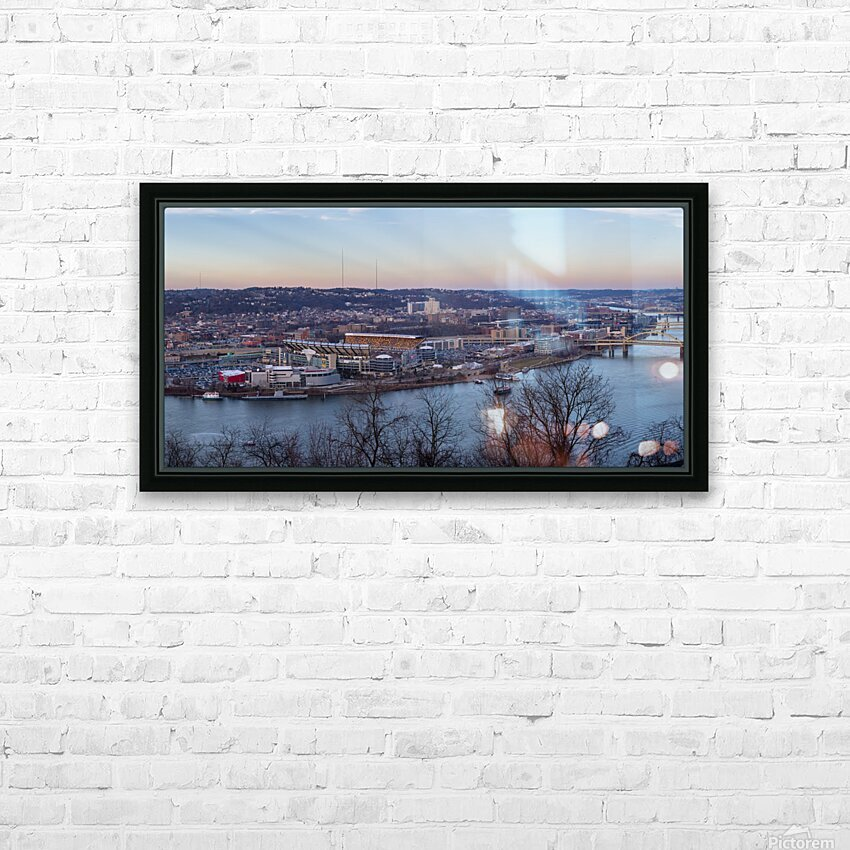 Heinz Stadium apmi 1511 HD Sublimation Metal print with Decorating Float Frame (BOX)