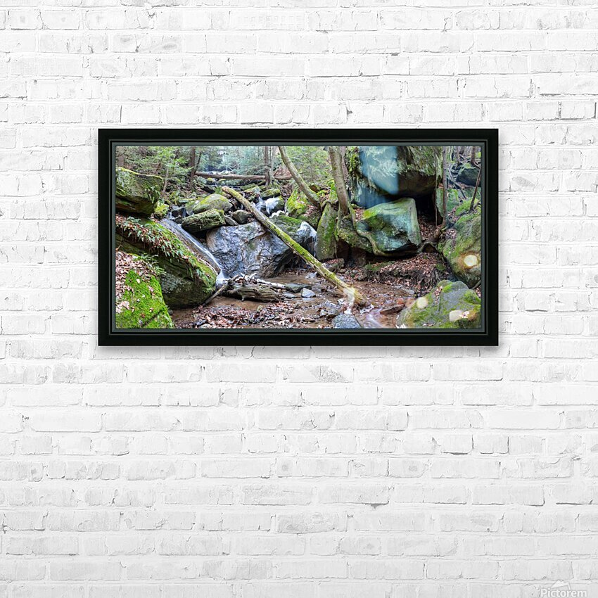 Kildoo Run apmi 1750 HD Sublimation Metal print with Decorating Float Frame (BOX)
