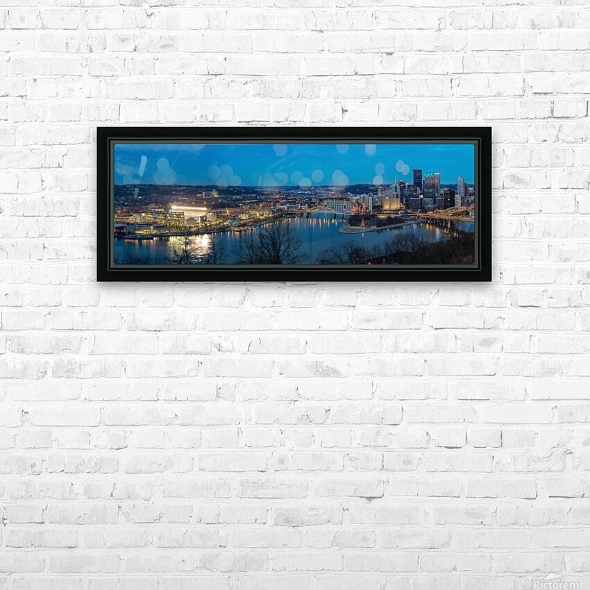 Twilight apmi 1523 HD Sublimation Metal print with Decorating Float Frame (BOX)