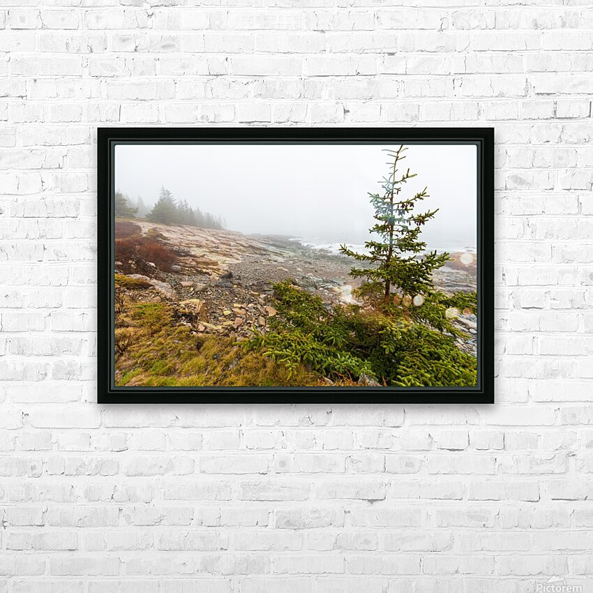 Lone Pine ap 2284 HD Sublimation Metal print with Decorating Float Frame (BOX)