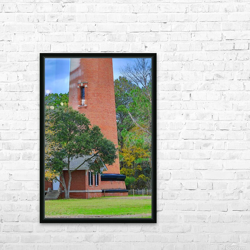 Lighthouse ap 2094 HD Sublimation Metal print with Decorating Float Frame (BOX)