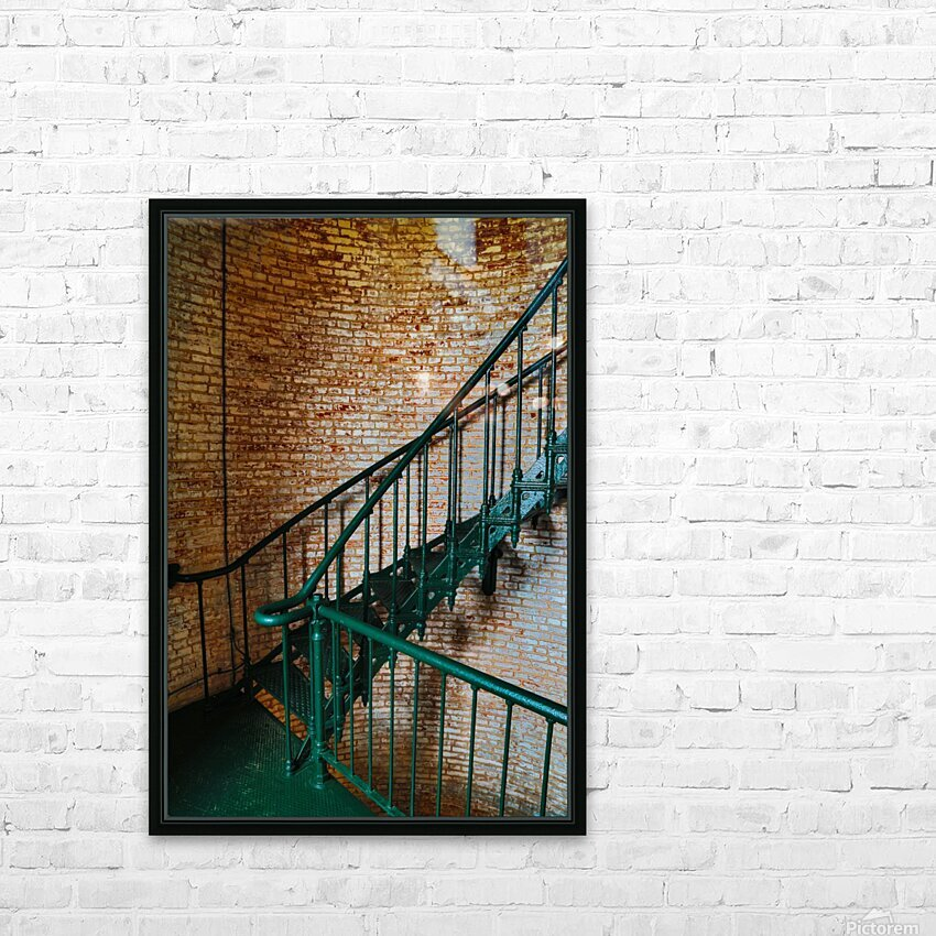 Interior Detail ap 2098 HD Sublimation Metal print with Decorating Float Frame (BOX)
