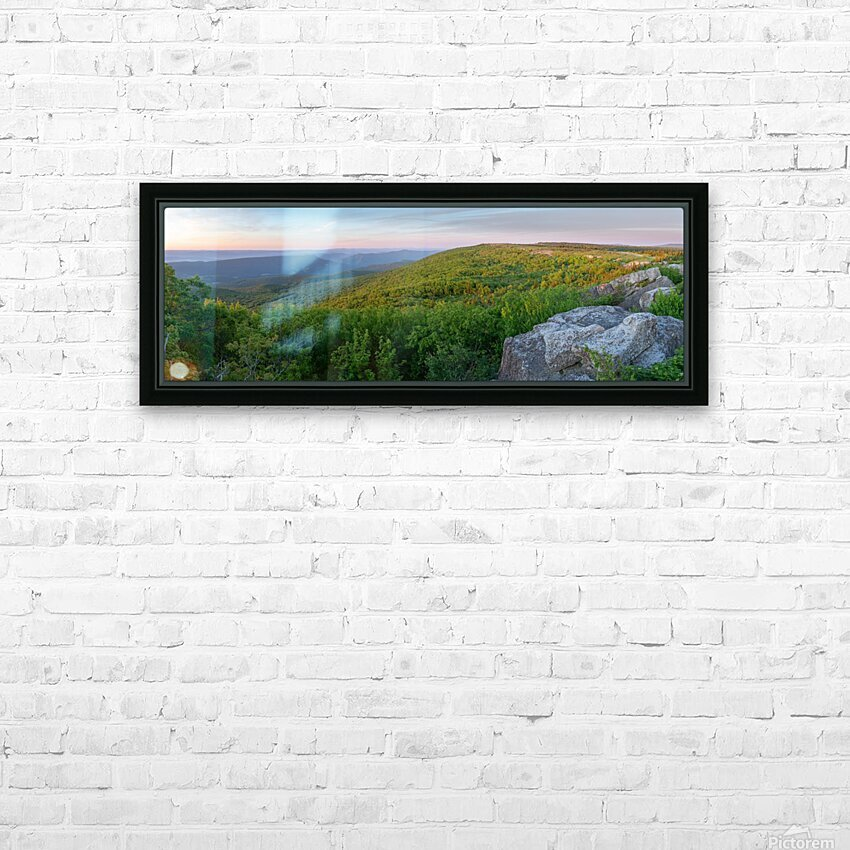 Dolly Sods at Sunrise apmi 1710 HD Sublimation Metal print with Decorating Float Frame (BOX)