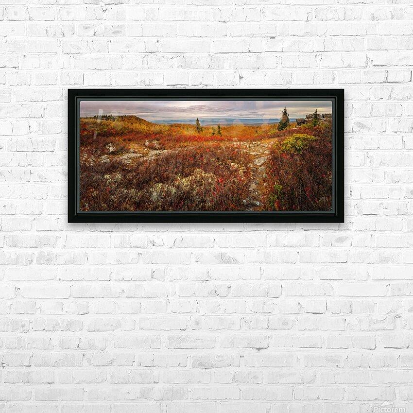 Colors of Nature apmi 1782AL HD sublimation métal imprimé avec décoration flotteur cadre (boîte)