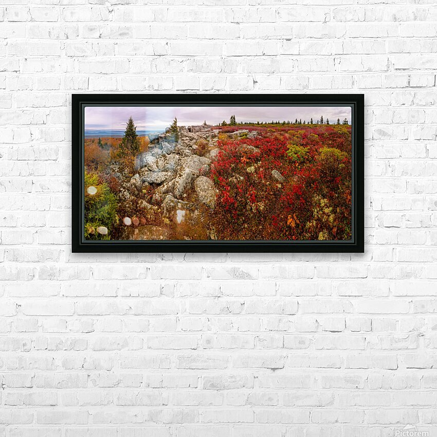 The Colors of Nature apmi 1786AL HD Sublimation Metal print with Decorating Float Frame (BOX)