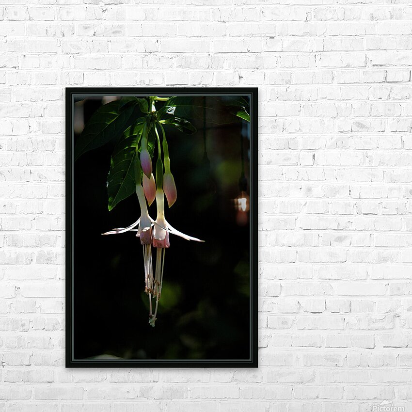 Gently Hanging HD Sublimation Metal print with Decorating Float Frame (BOX)