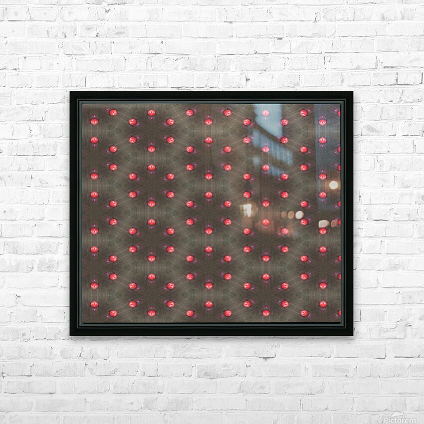 redbeads HD Sublimation Metal print with Decorating Float Frame (BOX)