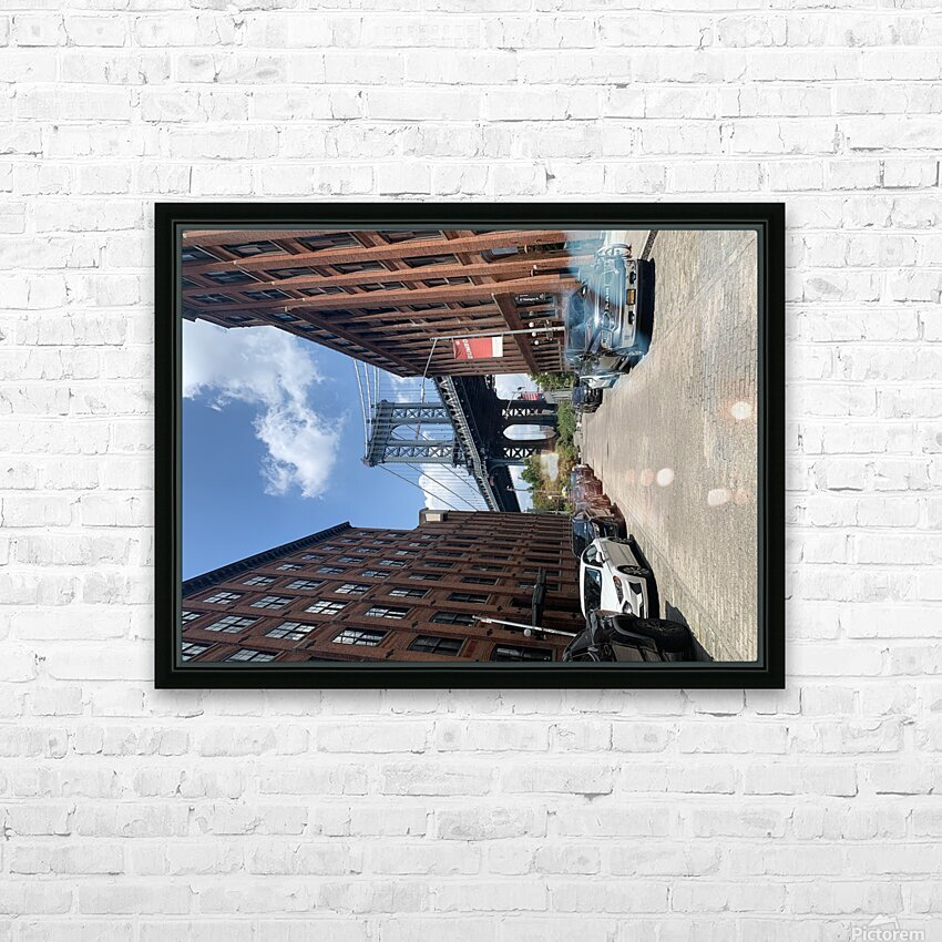 The Best of Dumbo HD Sublimation Metal print with Decorating Float Frame (BOX)