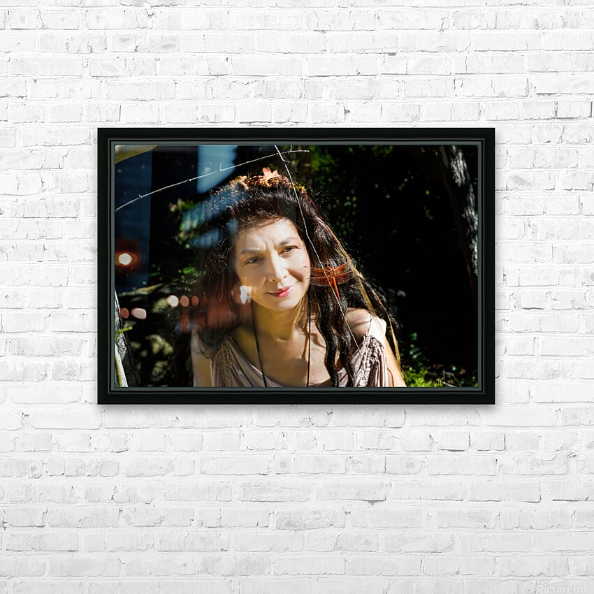 AN AMAZING FRIENDSHIP collection 1-4 HD Sublimation Metal print with Decorating Float Frame (BOX)