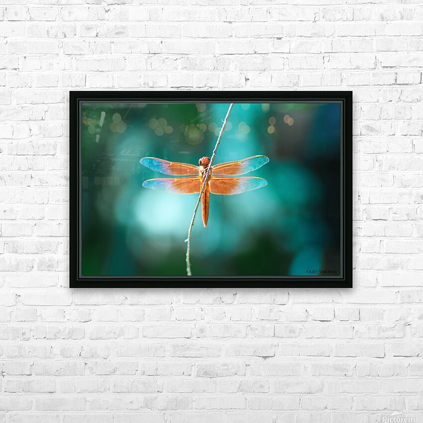 KINDNESS IS THE KEY TO MAGIC collection 1-4 HD Sublimation Metal print with Decorating Float Frame (BOX)