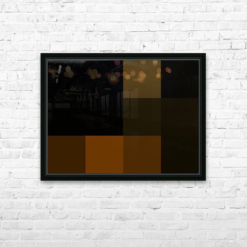 reduci C933220D HD Sublimation Metal print with Decorating Float Frame (BOX)