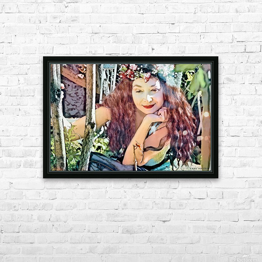 A TINY BEING WITH A BIG MISSION  Photo - Art Collection  1-6 HD Sublimation Metal print with Decorating Float Frame (BOX)
