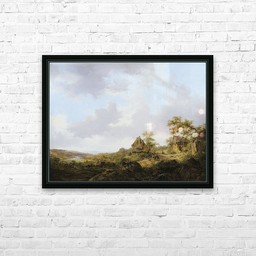 Ramblers On A Path HD Sublimation Metal print with Decorating Float Frame (BOX)