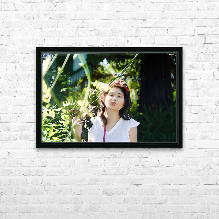 TELL ME MORE...Collection 5-6 HD Sublimation Metal print with Decorating Float Frame (BOX)